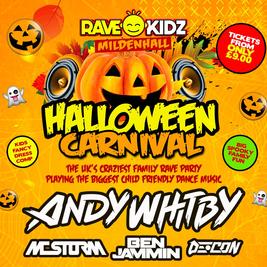 Rave Kidz Halloween Special - Mildenhall