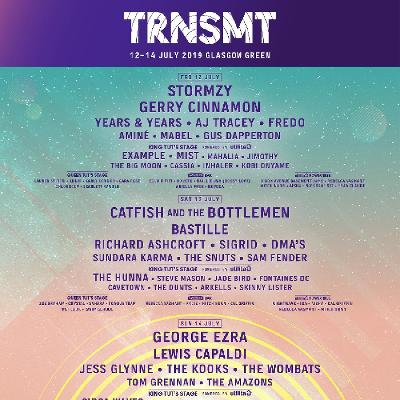 2 Full Weekend TRNSMT Tickets selling cheap. Available to Offers, include all days (Friday - Sunday)