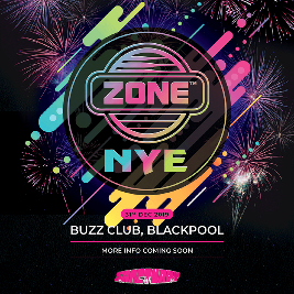 Reviews: Zone New Years Eve 2019 | Buzz  Blackpool  | Tue 31st December 2019