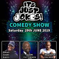 Its Just Jokes Comedy Show