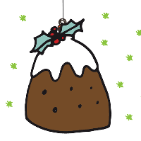 Christmas Pudding Party
