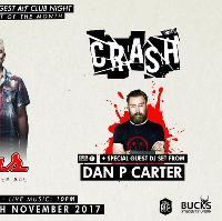 Crash: Dan P Carter (DJ Set) + Foo Forgers