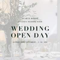 Sparth House Wedding Open Day