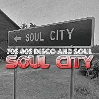 Soul City 70s 80s Disco, Funk, Soul Party