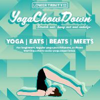 Yoga Chow Down