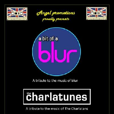 A Bit of a Blur & The Charlatunes(Blur & The Charlatans tribute) at Audio