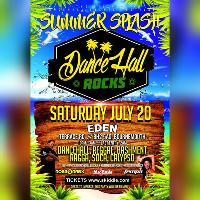 Summer splash  dancehall rocks edition With Robbo Ranx