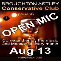 Broughton Astley Open Mic