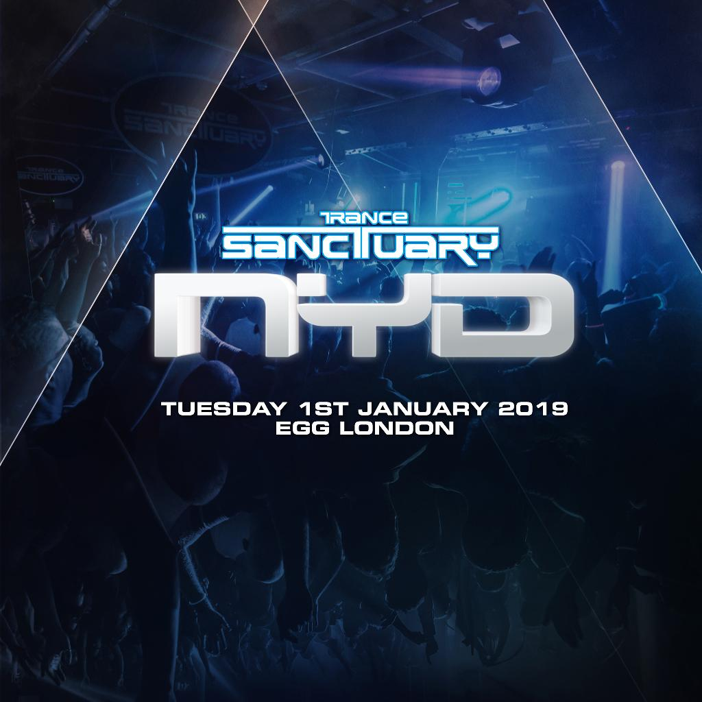 Trance Sanctuary NYD 2019