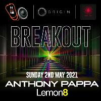 InDrn8 and Origin presents Anthony Pappa and Lemon 8