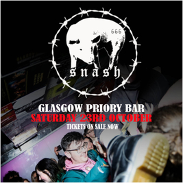 SNASH Live at the priory