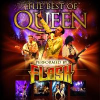 Flash - Outstanding tribute to Freddie Mercury & Queen