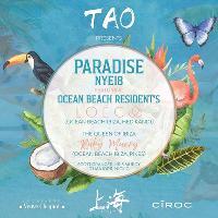 TAO presents PARADISE NYE FT LOECA & Ruby MURRY (Ocean Beach)
