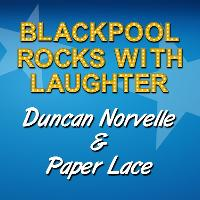 Blackpool Rocks With Laughter