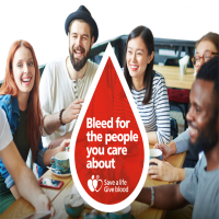 Give Blood NHS - Blood donation session