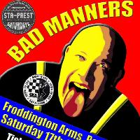 Bad Manners Supported by Ska Dogs