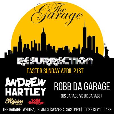 Resurrection Presents Andrew Hartley