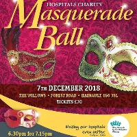 Hospitals Charity Masquerade Ball