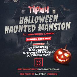 Tipsy Halloween Special