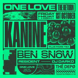 ONE Love :: Kanine, Ben Snow