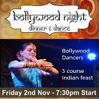 Bollywood Night - Dinner & Dance