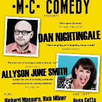 MC Comedy at the Red Lion
