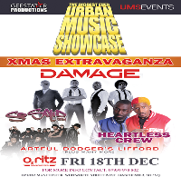 Urban Music Showcase Xmas Extravaganza!