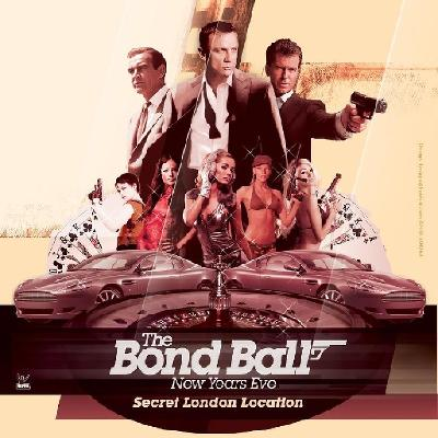 The Bond Ball 2019/20 - The Ultimate New Years Eve party