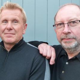 Lester Simpson & Nigel Corbett