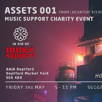 Assets 001: Music Support Charity Event