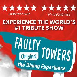 Faulty Towers the Dining Experience Tickets | Best Western Guide Post Hotel Bradford  | Sat 4th September 2021 Lineup
