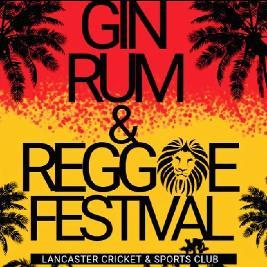 Lancaster Gin Rum & Reggae Festival 2021