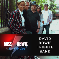 Miss Bowie Live Band