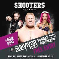 WWE Survivor Series Viewing Party Birmingham