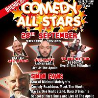 Comedy All Stars 28th September