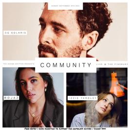 COMMUNITY :: DG Solaris / ROJAZ / Izzie Yardley