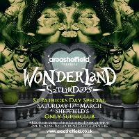 Wonderland Saturdays St. Patrick