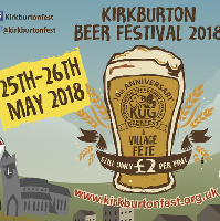 Kirkburton Beer Festival 2018