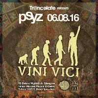 Trancelate presents PSYZ w/ Vini Vici