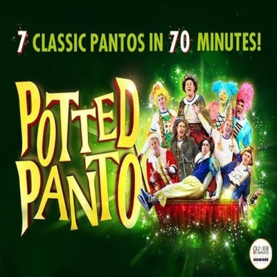 Best offer: Now £30 (Save 17%) 7 classic pantomimes in 70 hilarious minutes  Double Olivier nominees Dan and Jeff return for a tenth anniversary festive