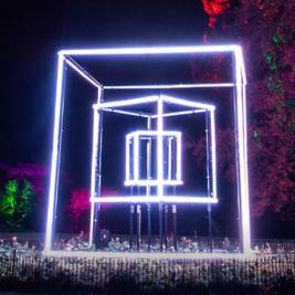 Enchanted Gardens Light Trail 2021