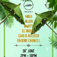 FREE Shoreditch Day Party - SILK Summer Sessions