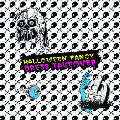 Halloween Fancy Dress Takeover ★ Corporation ★ Thurs 31st Oct