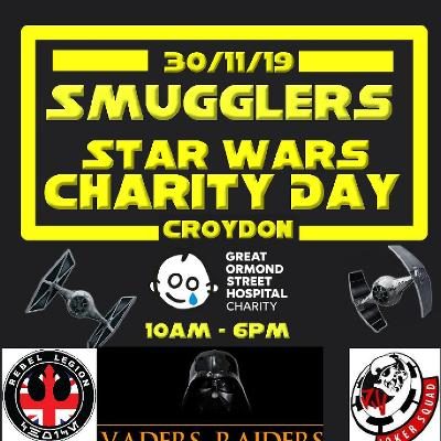 Star wars charity event