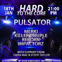 Merki Presents: Hard to The Core