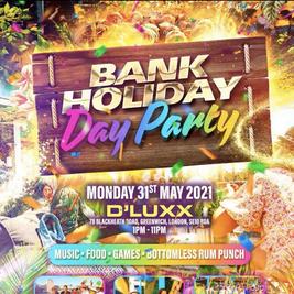 Bank holiday party
