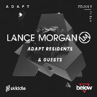 Adapt Presents Lance Morgan @ BELOW Leicester