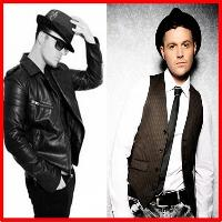 bruno mars and olly murs tribute