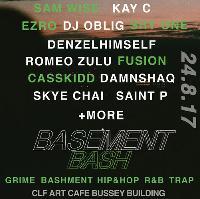 Turtle Basement presents: Basement Bash