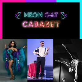 Neon Cat Cabaret